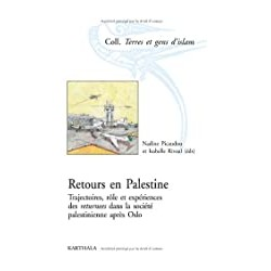 Retours en Palestine :...