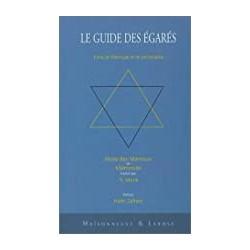 Le Guide des égarés Maïmonide